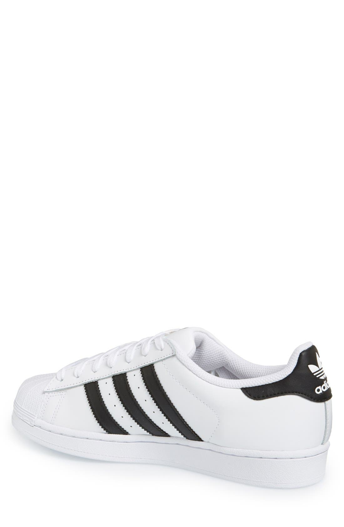 Alternate Image 2  - adidas Superstar Foundation Sneaker