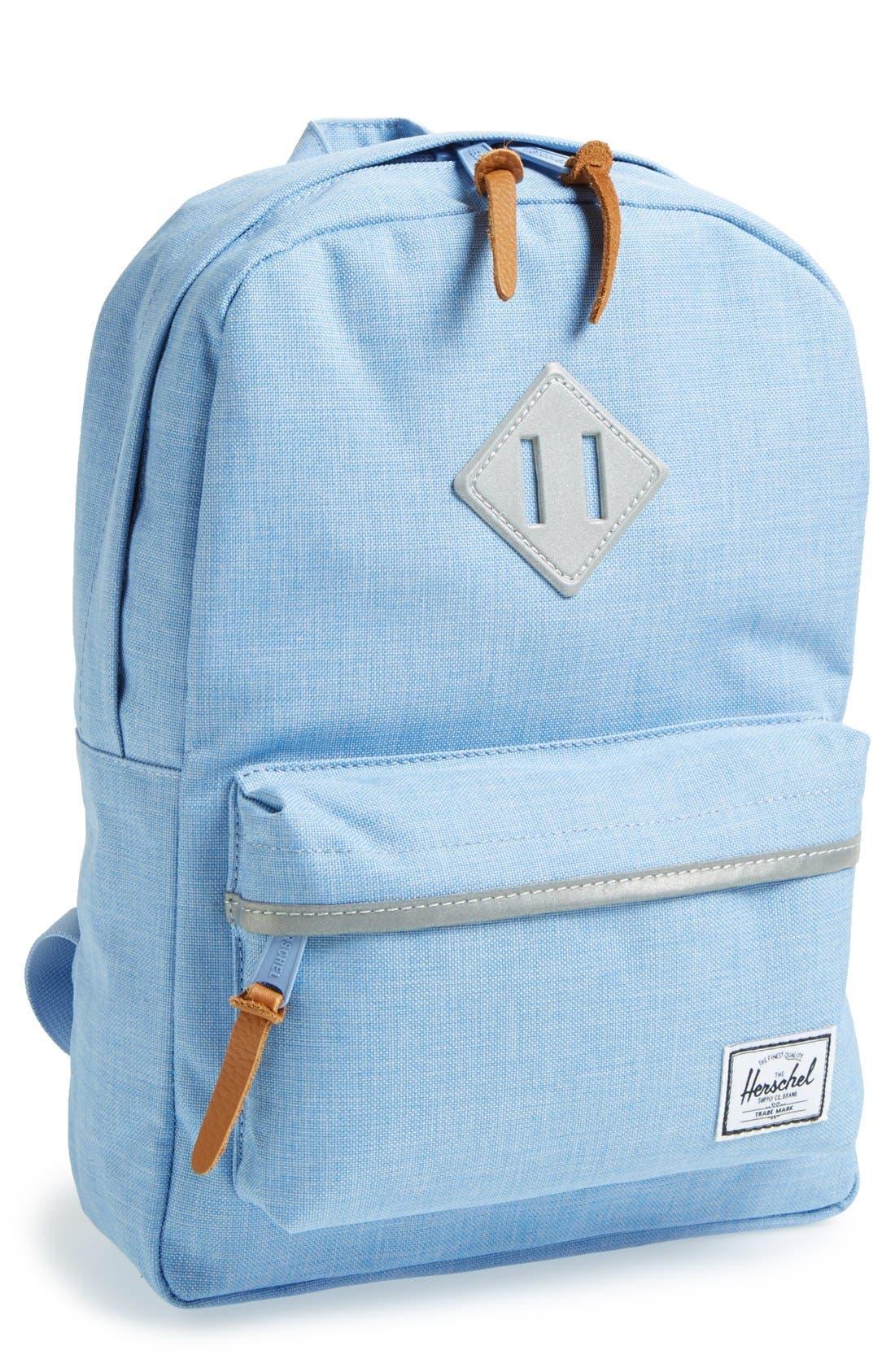 Alternate Image 1 Selected - Herschel Supply Co. 'Heritage - Camo' Backpack (Kids)