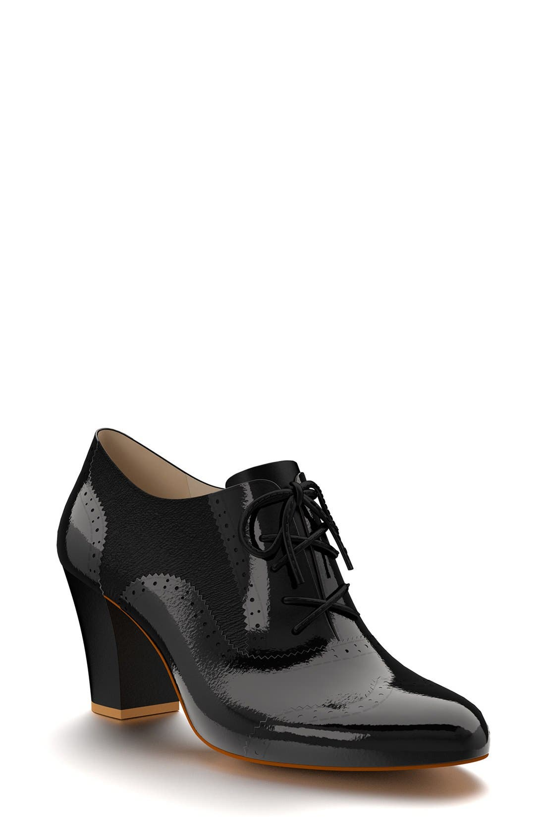 Alternate Image 1 Selected - Shoes of Prey Oxford Bootie (Women)