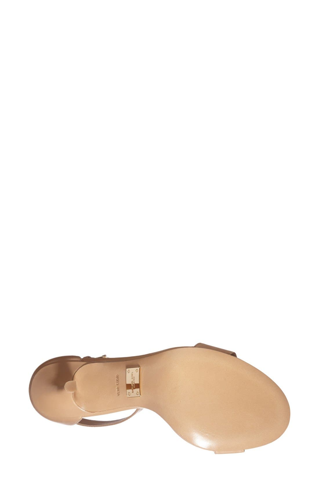 Alternate Image 8  - KORS Michael Kors 'Suri' Leather Sandal (Women)