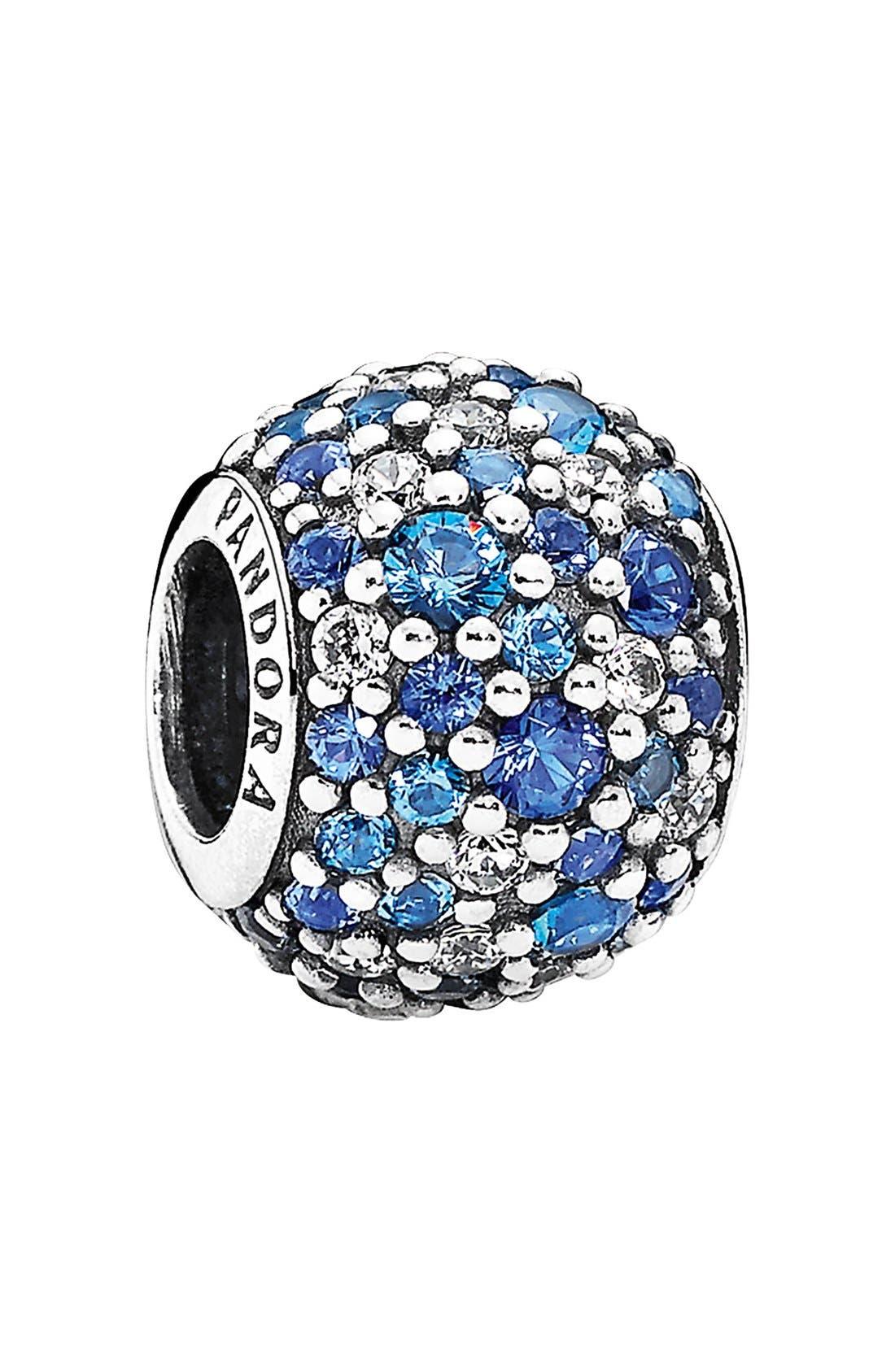 Main Image - PANDORA 'Mosaic' Pavé Bead Charm
