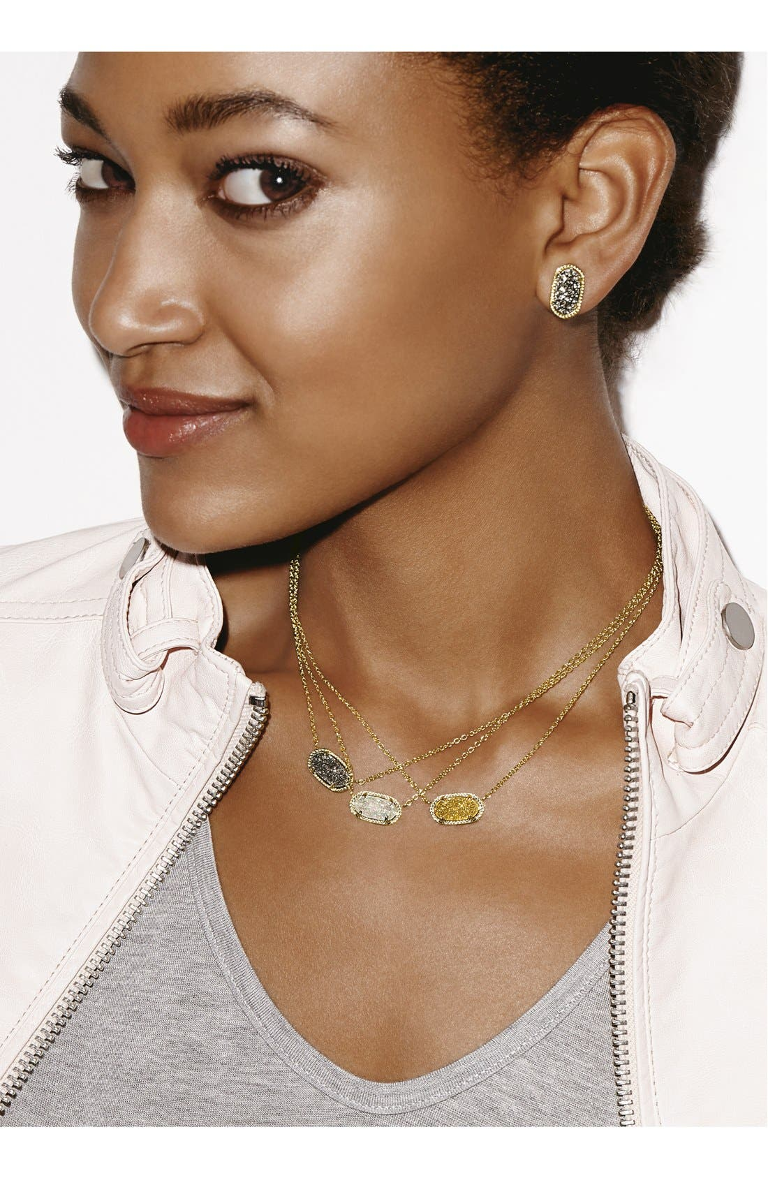 Alternate Image 4  - Kendra Scott Elisa Pendant Necklace