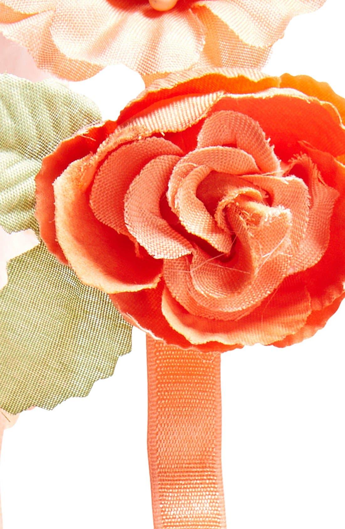 Alternate Image 2  - BP. Floral Crown Headband (Juniors)