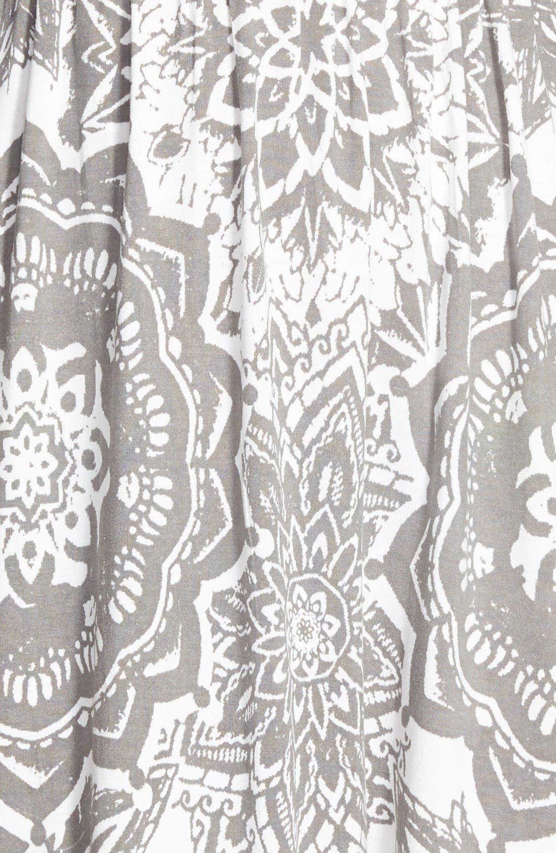 Alternate Image 3  - Rip Curl 'Painted Desert' Halter Maxi Dress