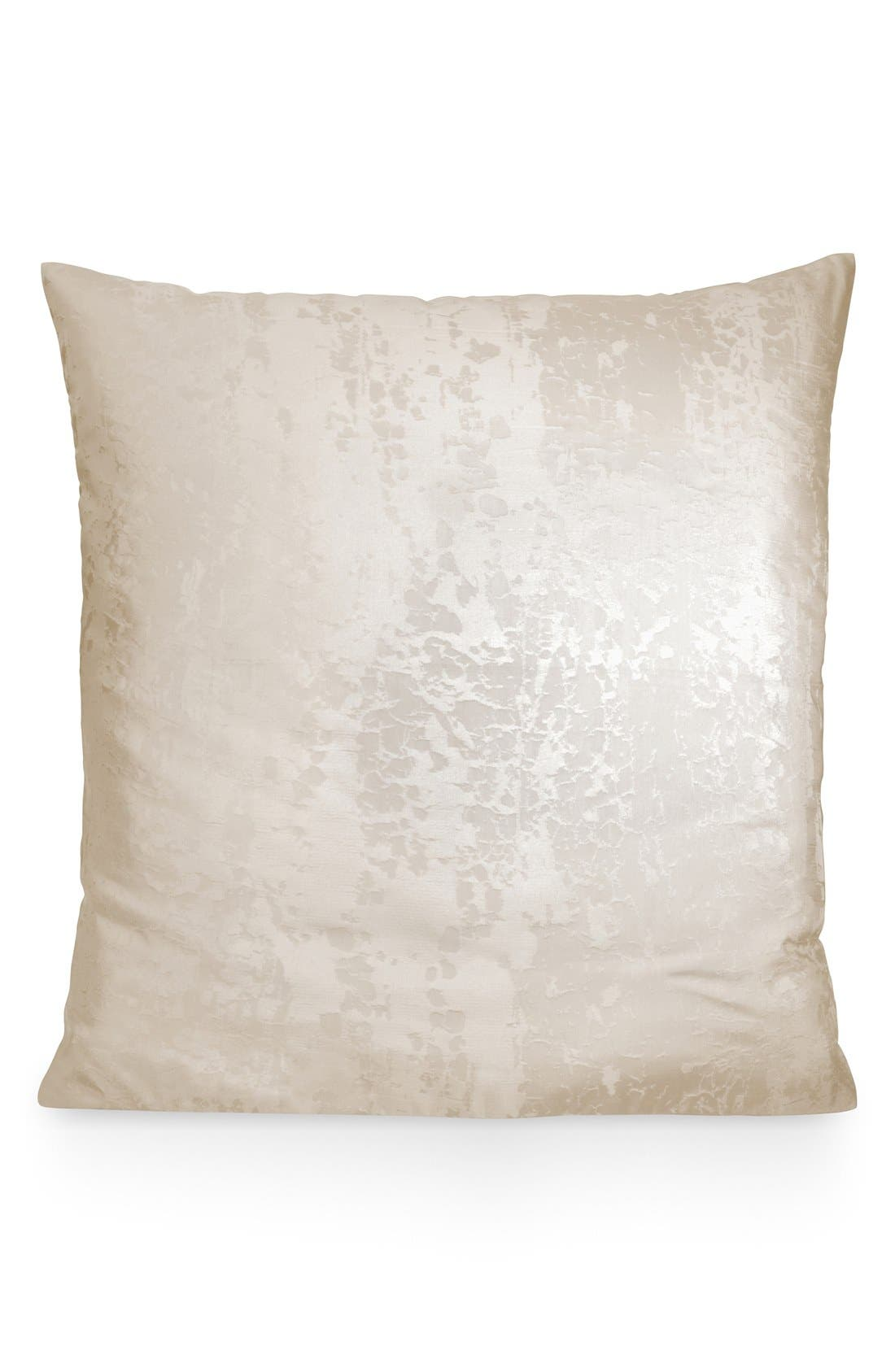Donna Karan Collection 'Moonscape' Euro Pillow Sham
