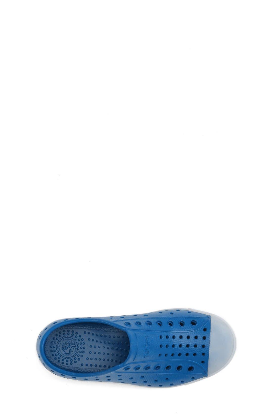 Alternate Image 3  - Native Shoes Jefferson - Glow in the Dark Sneaker (Walker, Toddler & Little Kid)