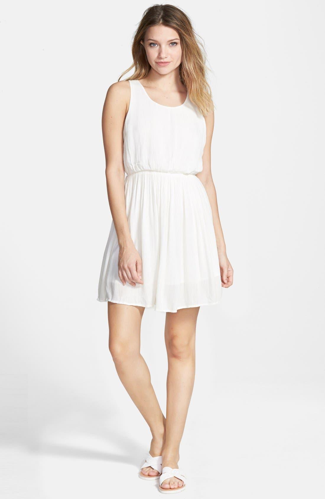 Main Image - Rip Curl 'Earth Angel' Tank Dress