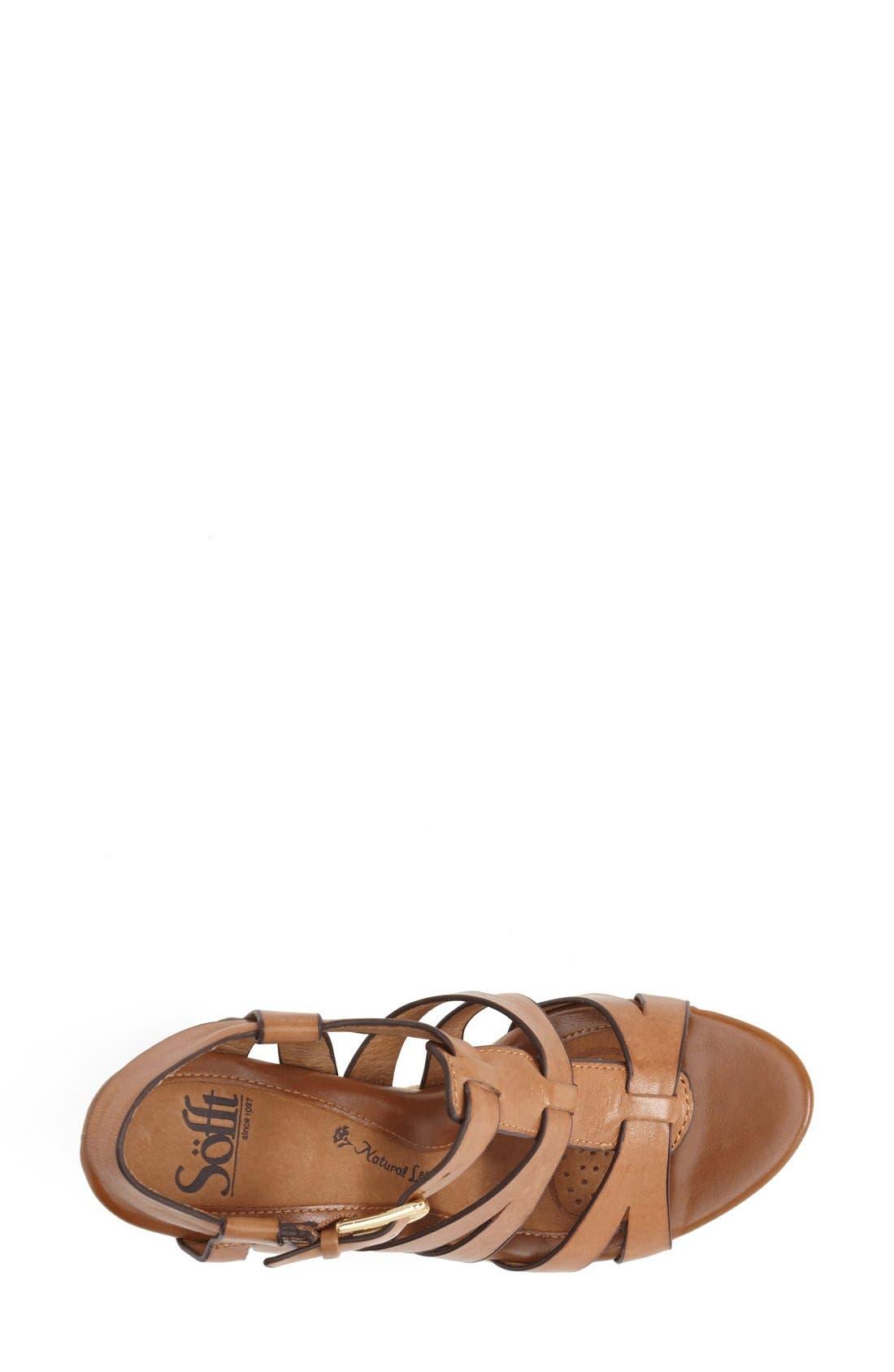 Alternate Image 3  - Söfft 'Pahana' Espadrille Wedge Sandal (Women)