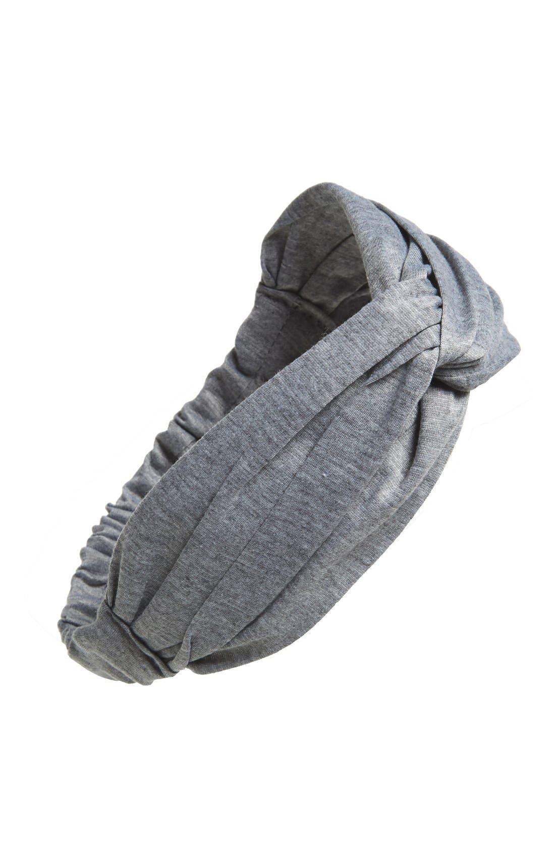 Alternate Image 2  - BP. Jersey Head Wrap