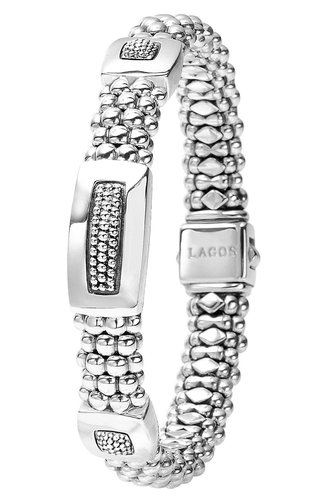 Alternate Image 2  - LAGOS 'Imagine' Station Rope Bracelet