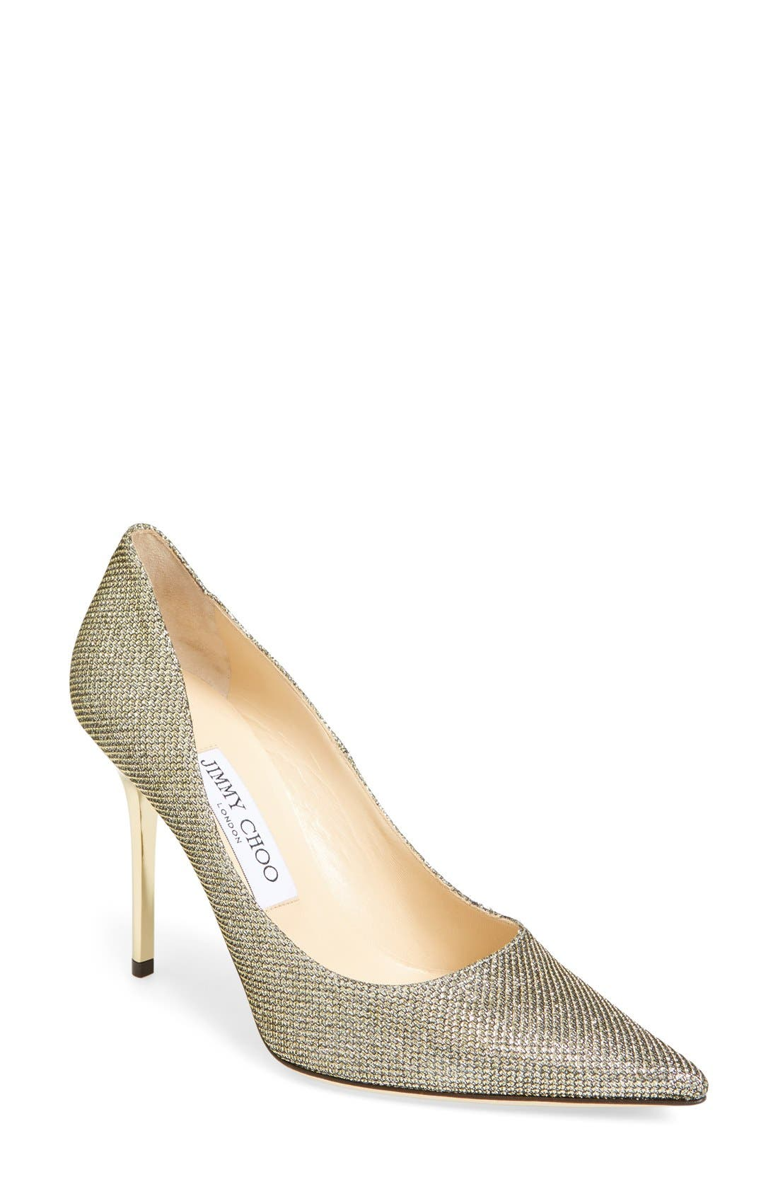 Main Image - Jimmy Choo 'Abel' Pointy Toe Pump (Women)