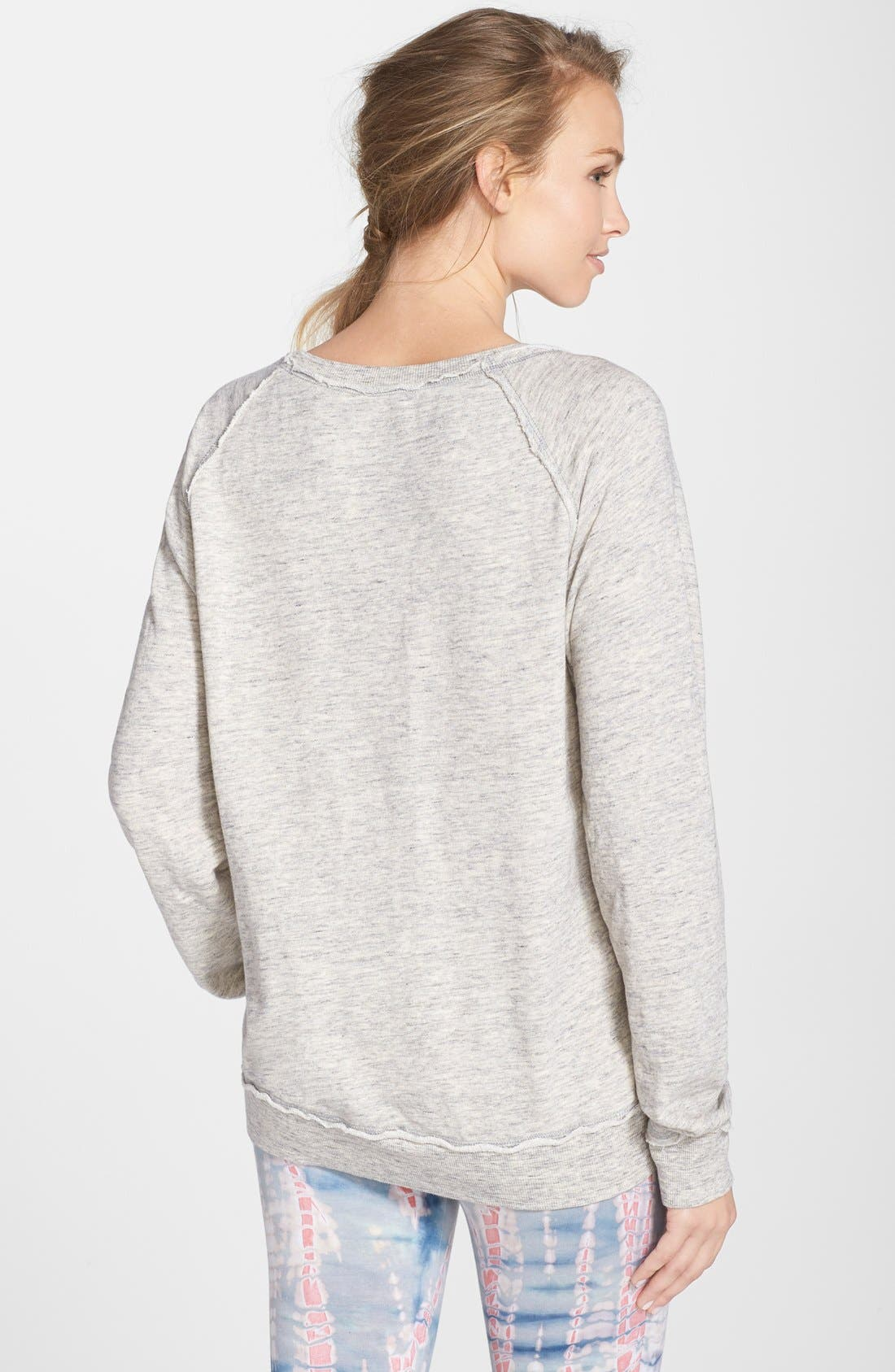 Alternate Image 2  - Hard Tail Crossover Sweatshirt