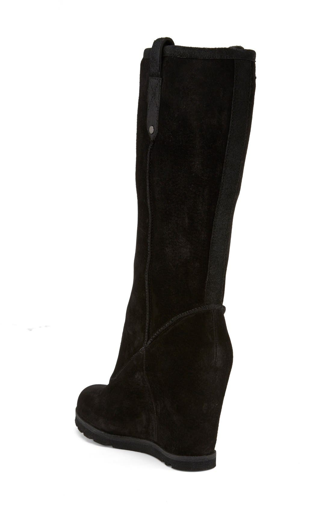 Alternate Image 2  - UGG® Australia 'Soleil' Water Resistant Boot (Women)