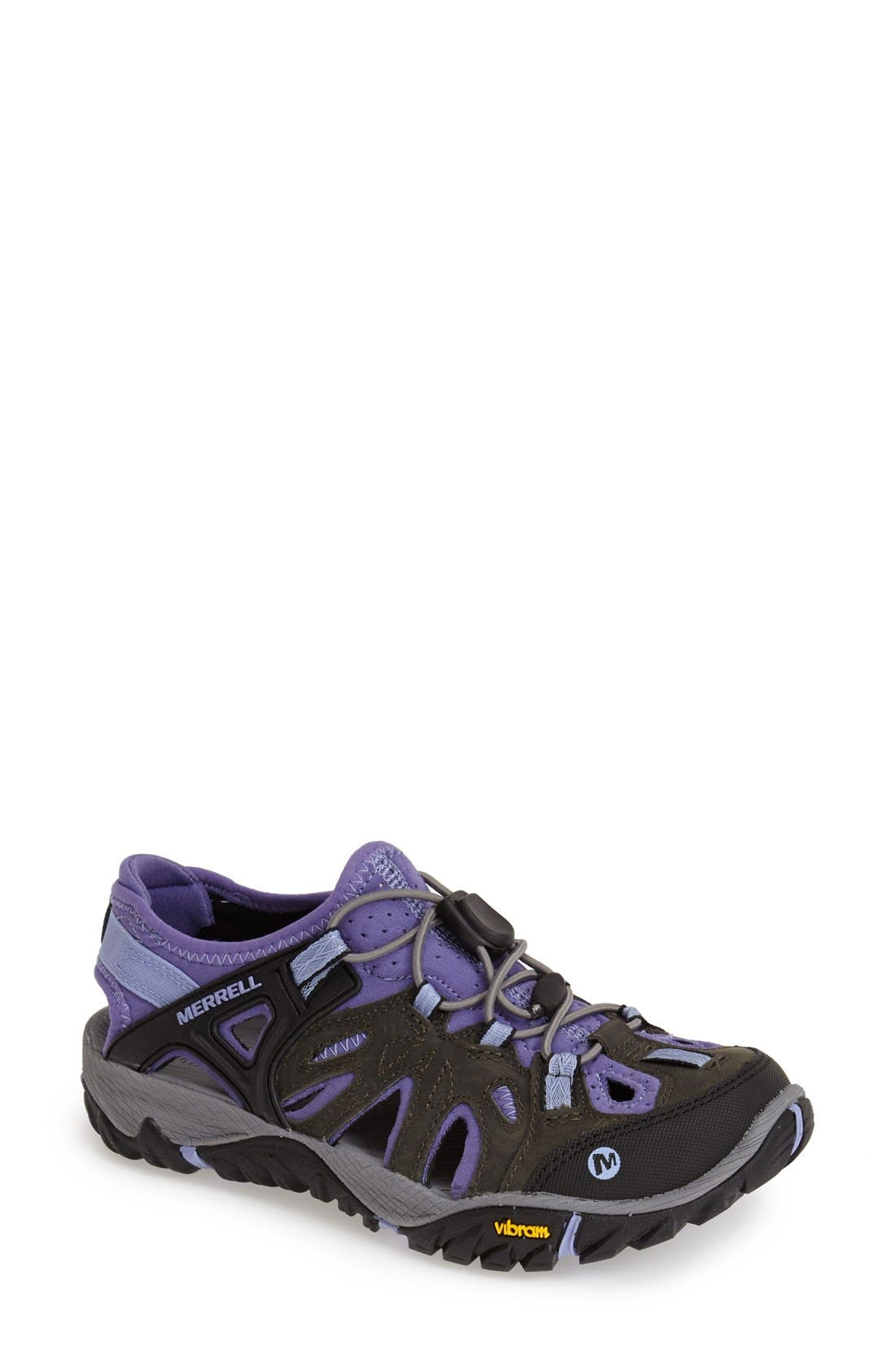 Merrell 'All Out Blaze Sieve' Hiking Shoe (Women)