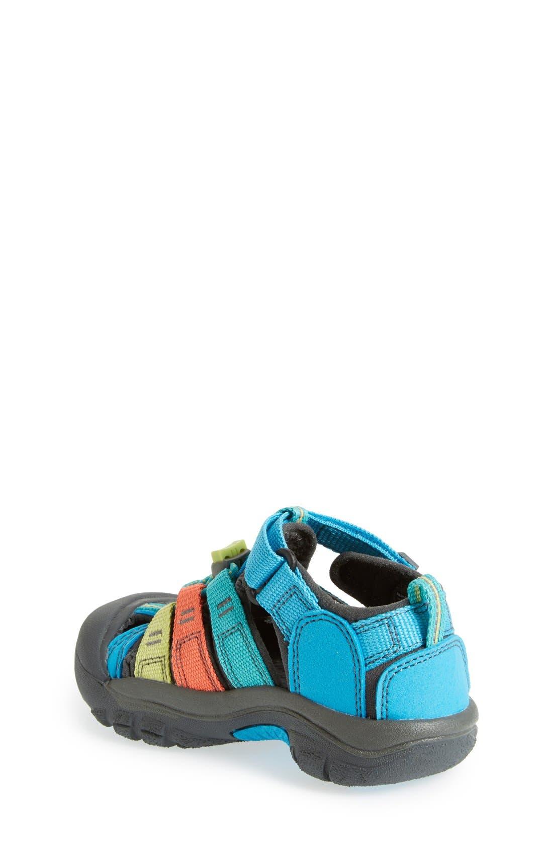 Alternate Image 2  - Keen 'Newport H2' Waterproof Sandal (Baby, Walker, Toddler, Little Kid & Big Kid)