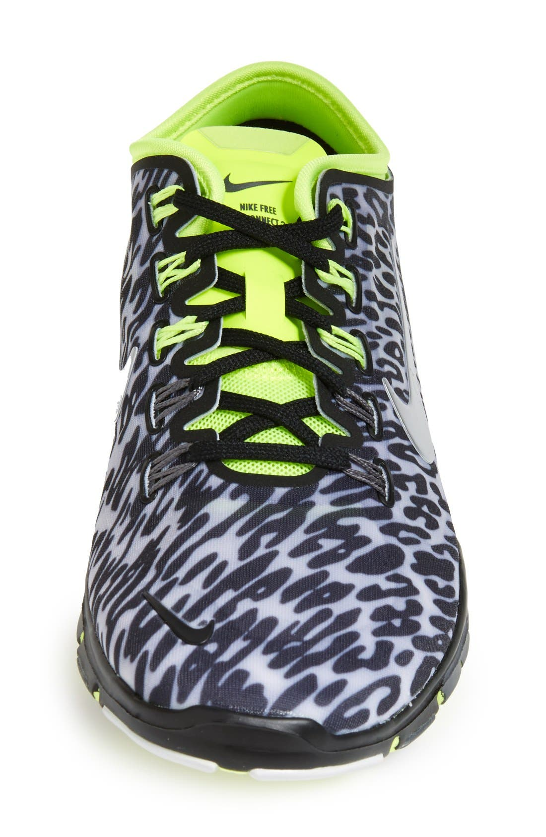 Alternate Image 3  - Nike 'Free TR Connect 2' Training Shoe (Women)