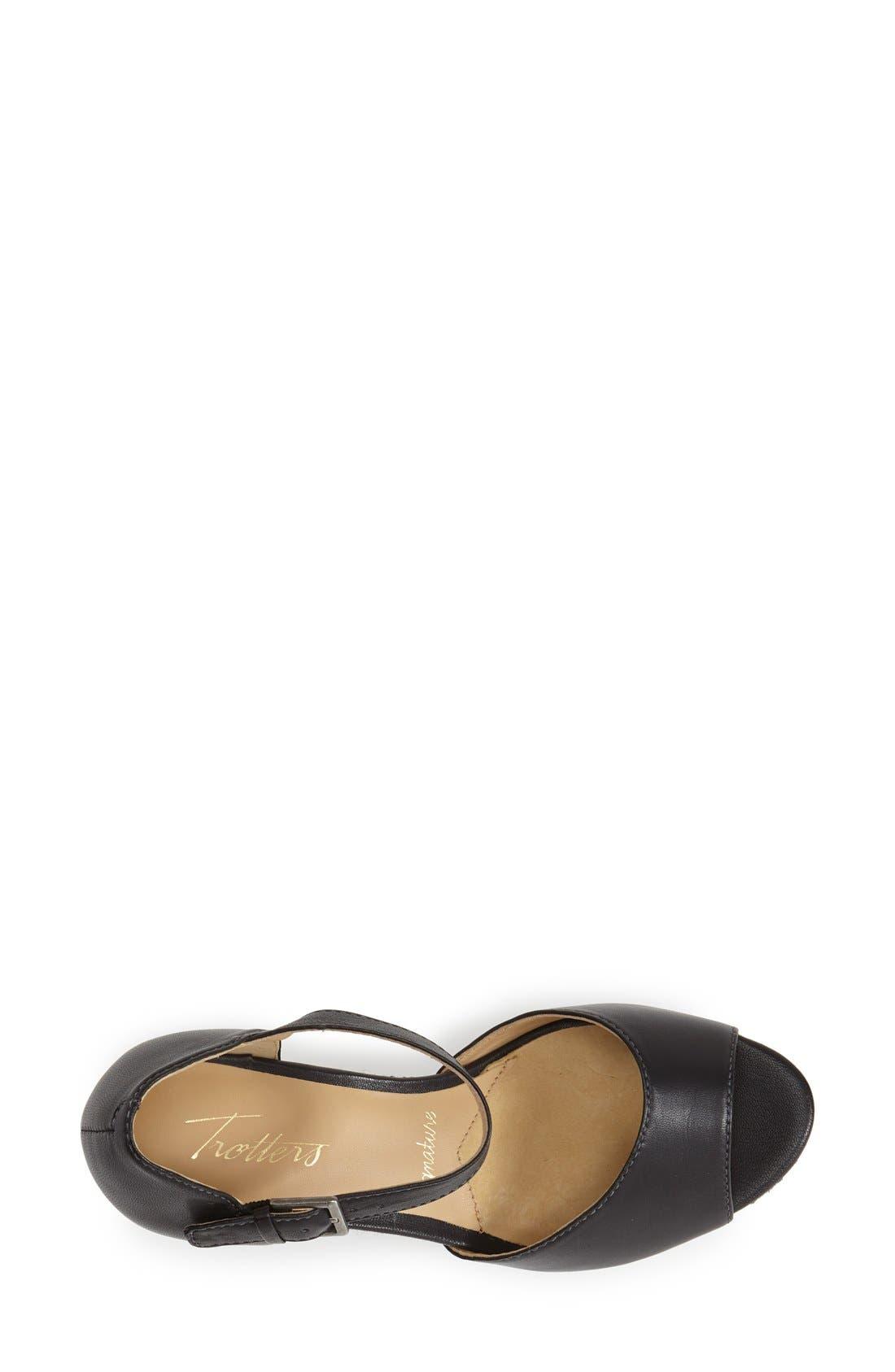 Alternate Image 3  - Trotters 'Amber' Wedge Sandal (Women)