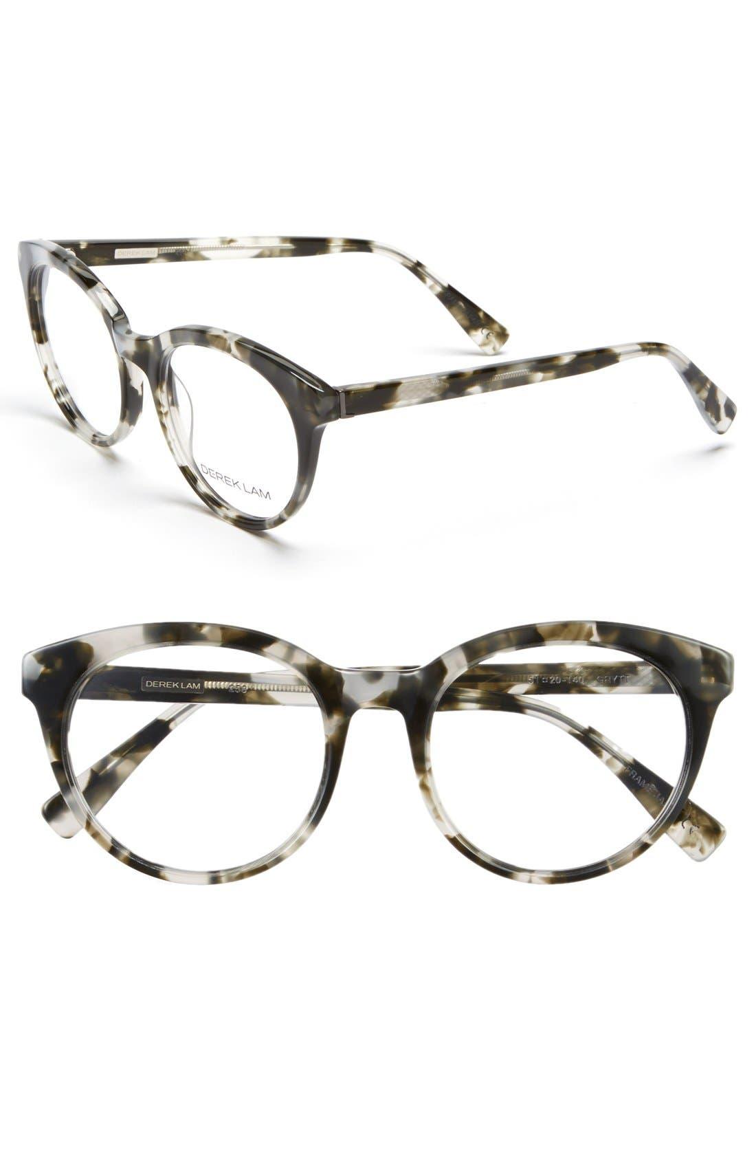Derek Lam 51mm Optical Glasses