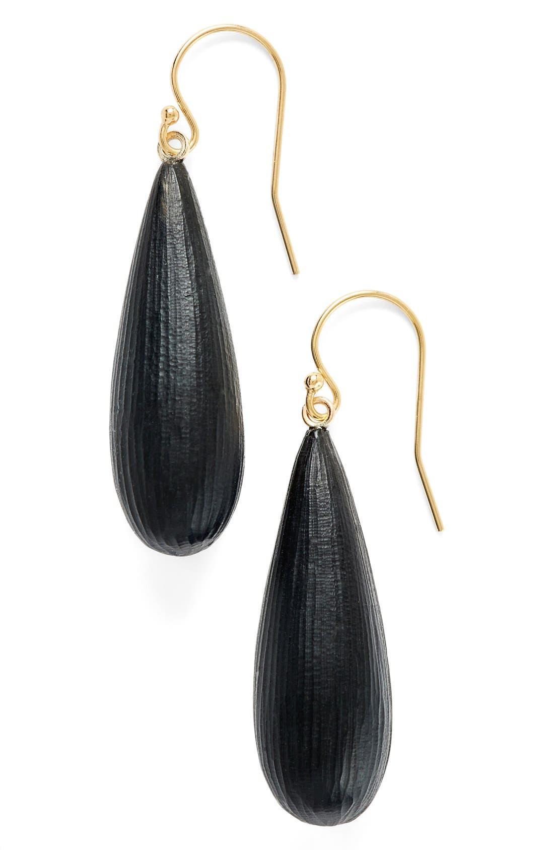Alternate Image 1 Selected - Alexis Bittar 'Lucite®' Long Raindrop Earrings