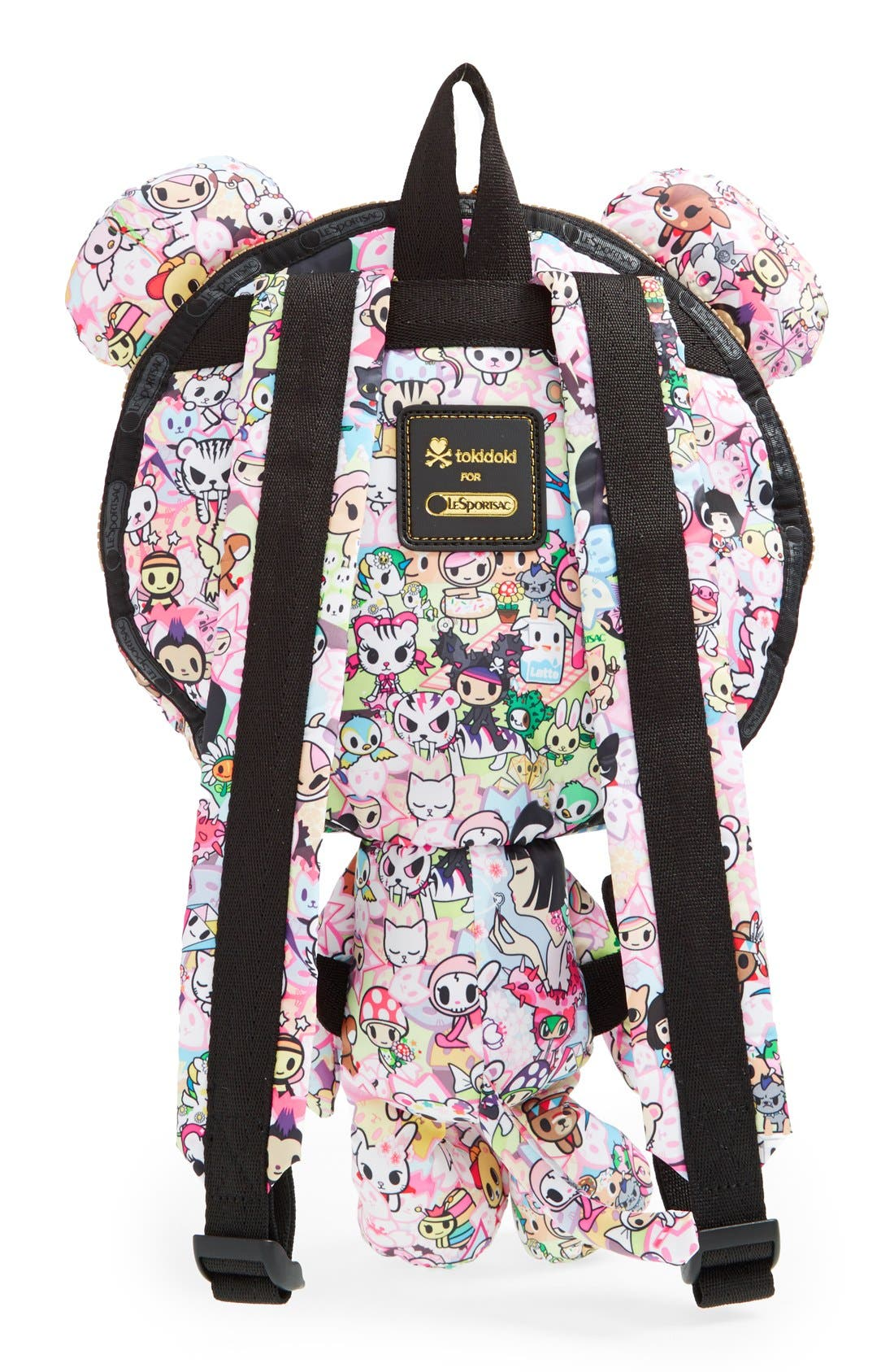 Alternate Image 4  - tokidoki x LeSportsac 'Palette' Backpack