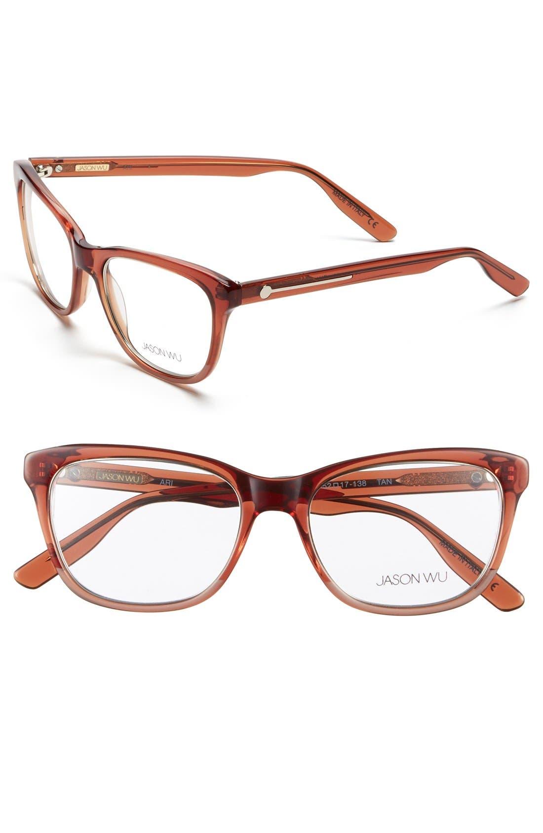 Main Image - Jason Wu 'Ari' 52mm Optical Glasses
