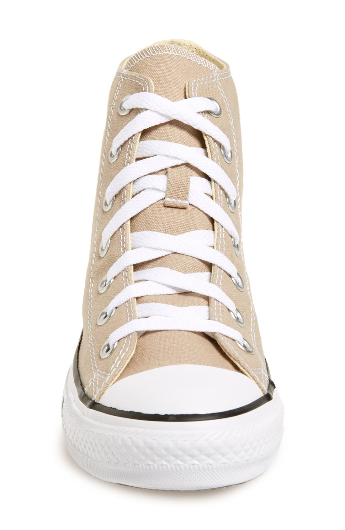 Alternate Image 3  - Converse Chuck Taylor® All Star®' Seasonal' High Top Sneaker (Women)