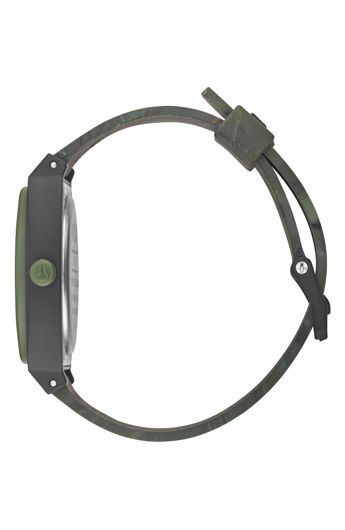 Alternate Image 3  - Nixon 'Time Teller' Digital Watch, 40mm