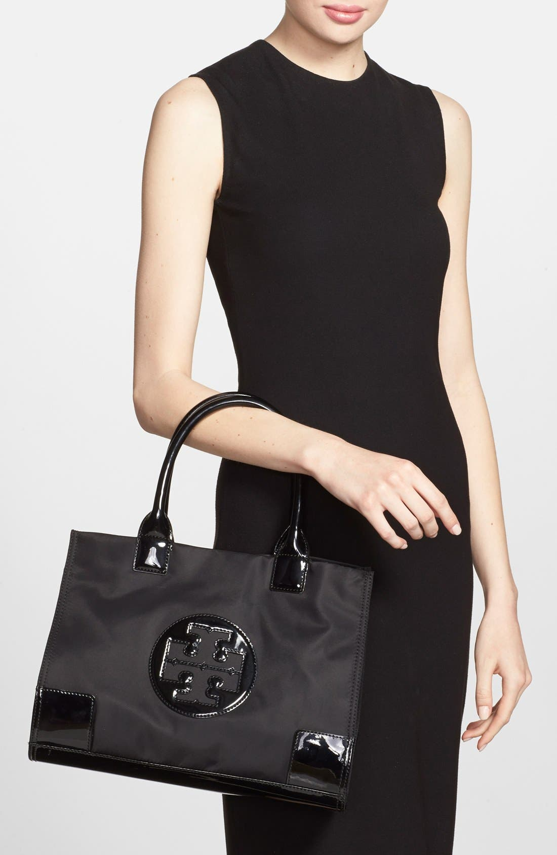Alternate Image 2  - Tory Burch 'Mini Ella' Nylon Tote