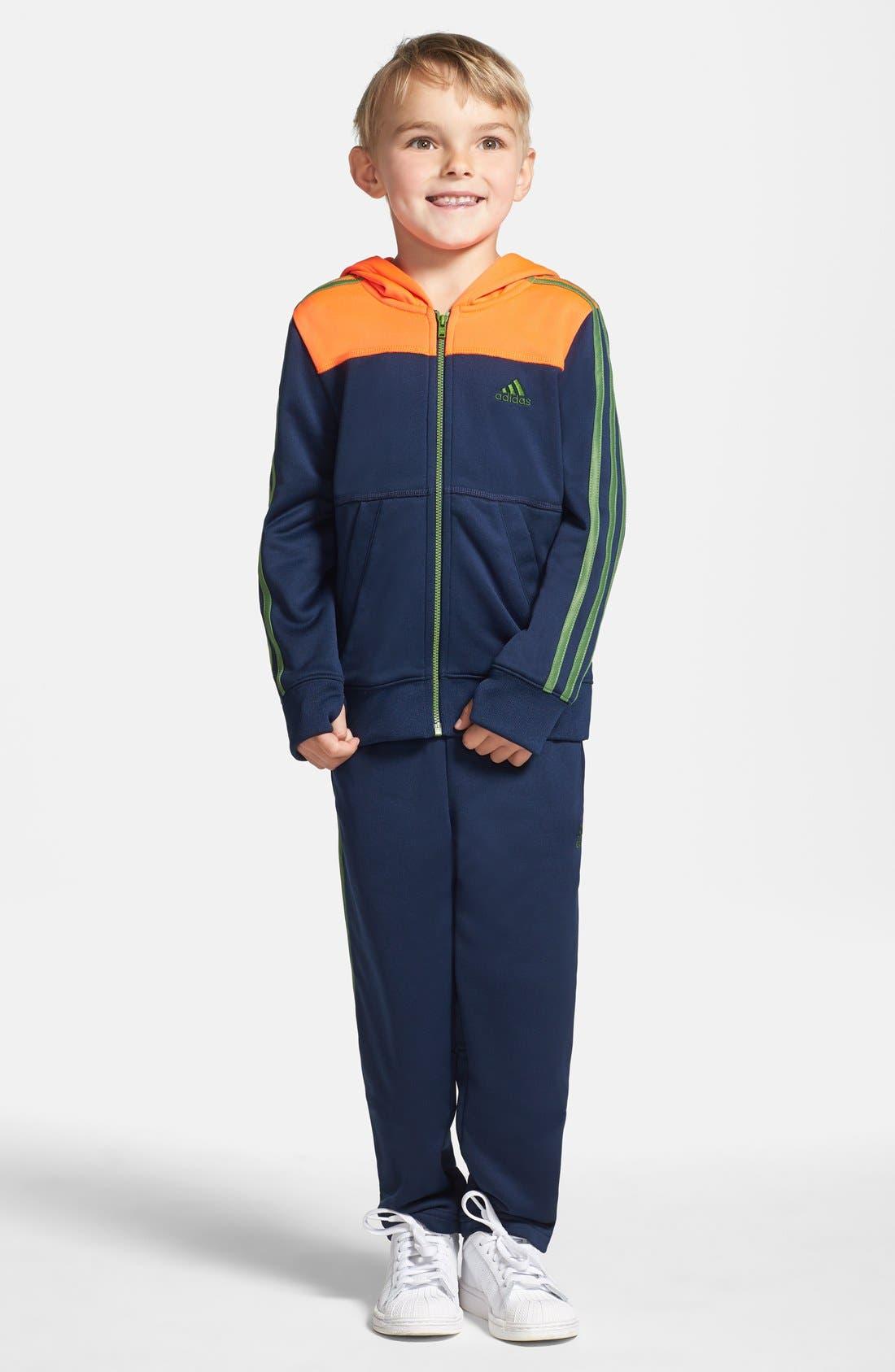 Alternate Image 2  - adidas 'Superstar II' Sneaker (Big Kid)