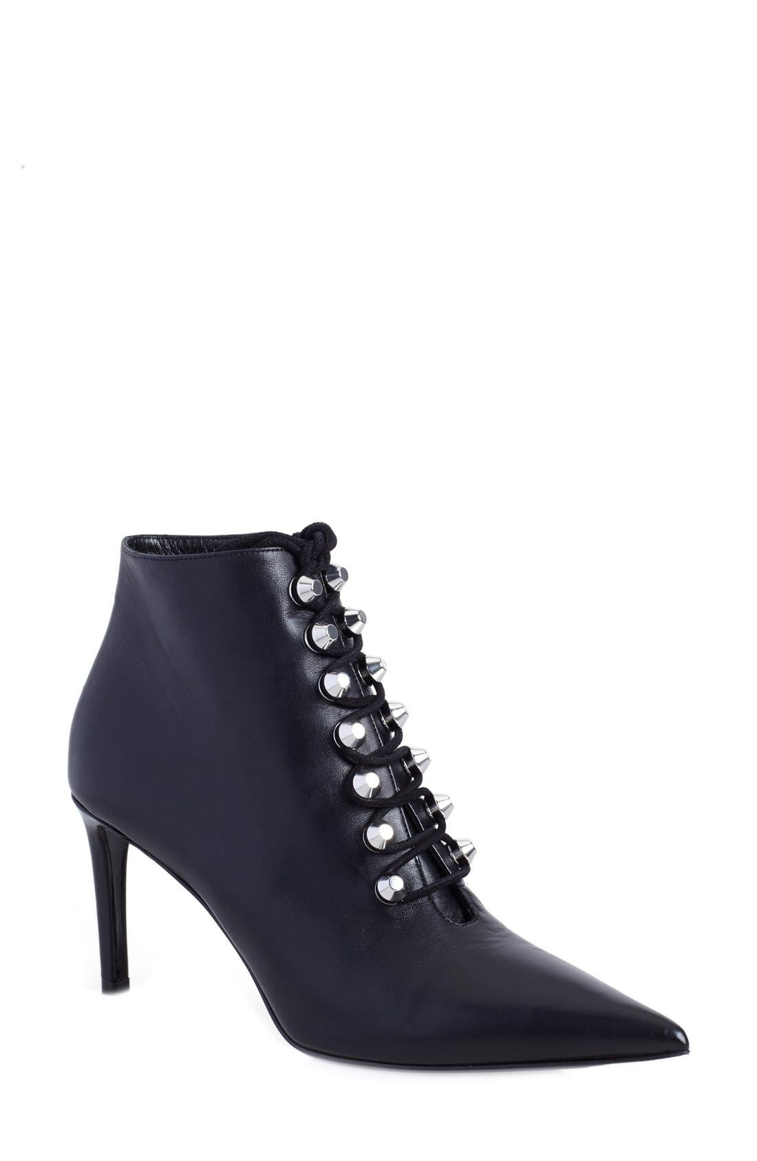 Alternate Image 1 Selected - Balenciaga Lace-Up Bootie (Women)