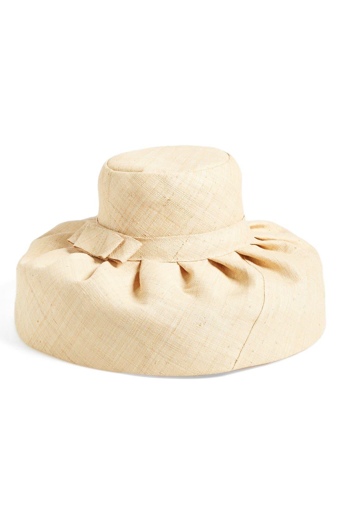 Alternate Image 1 Selected - PilyQ Sun Hat