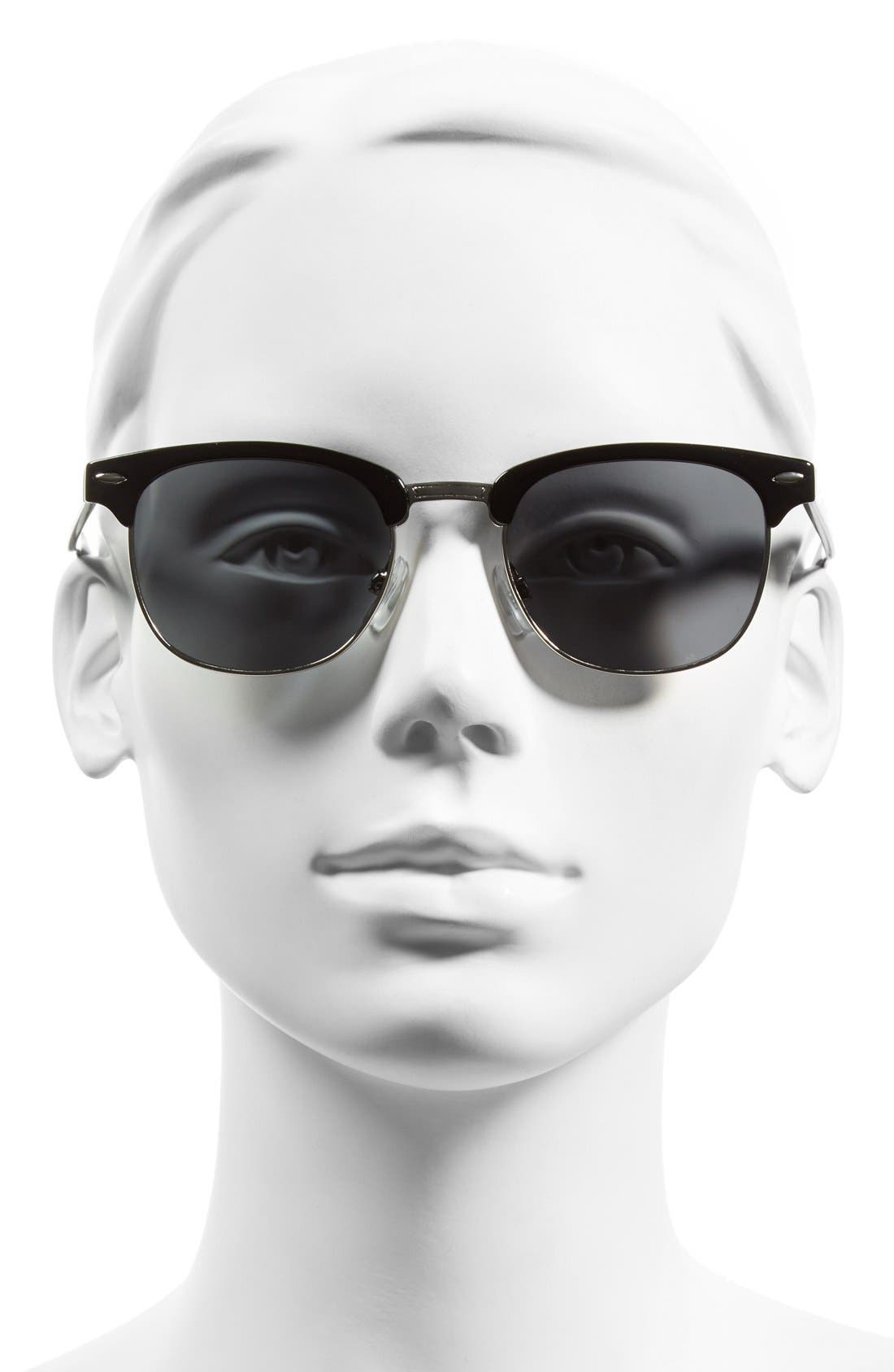 Alternate Image 2  - A.J. Morgan 52mm 'Soho' Sunglasses