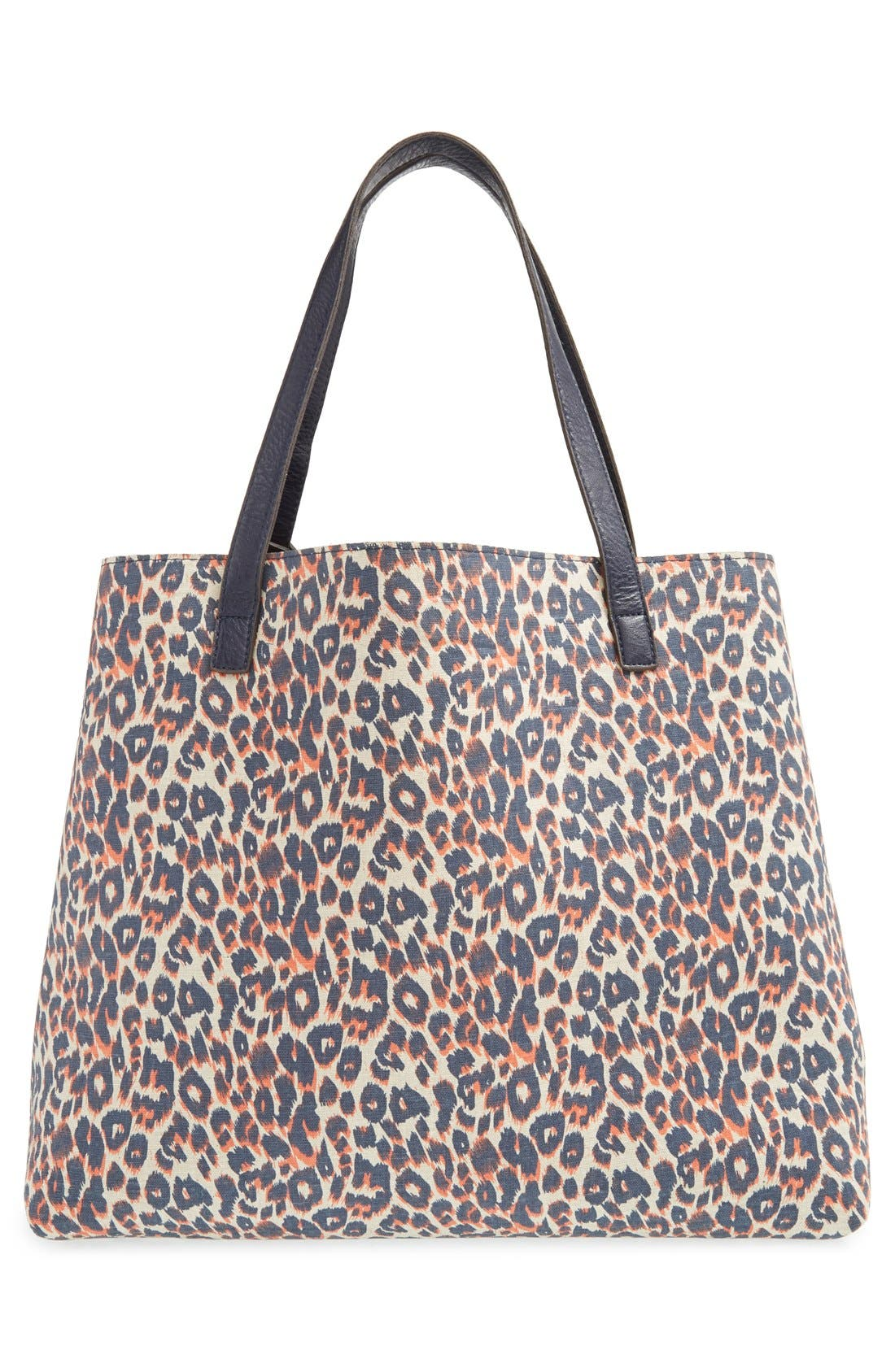 Alternate Image 1 Selected - Sole Society 'Milan' Reversible Tote