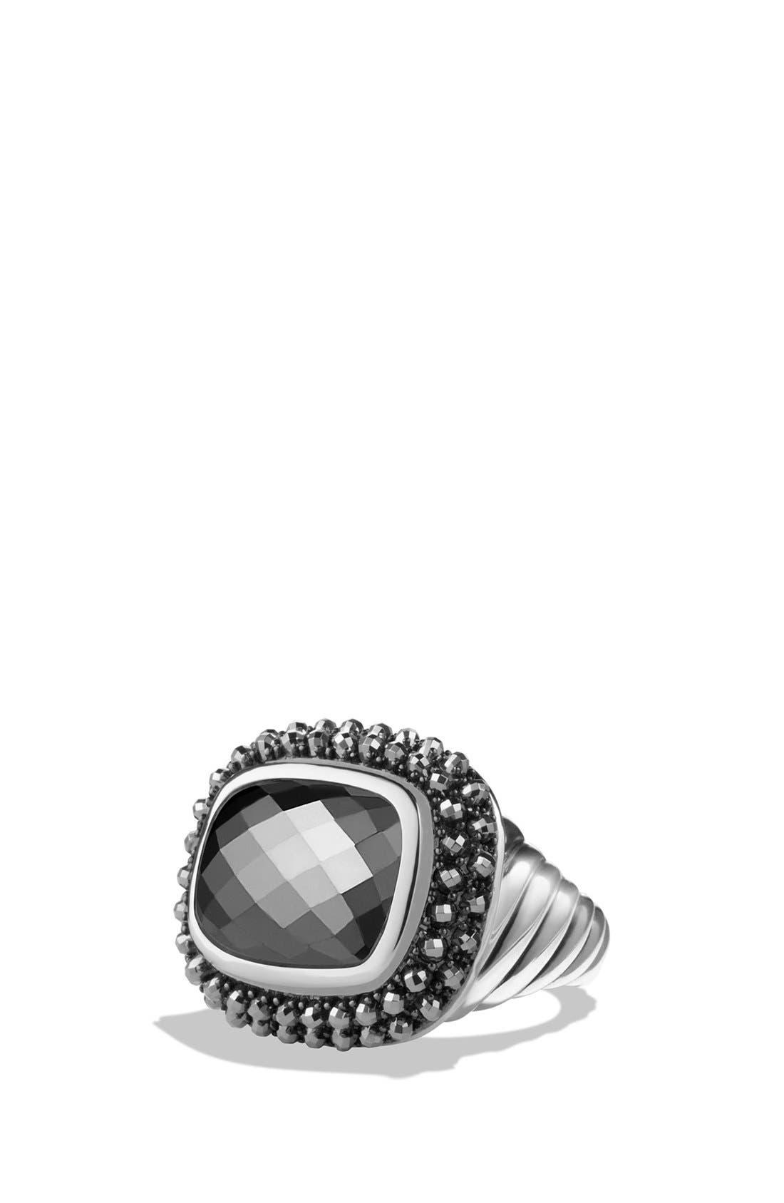 DAVID YURMAN 'Osetra' Ring with Semiprecious Stone