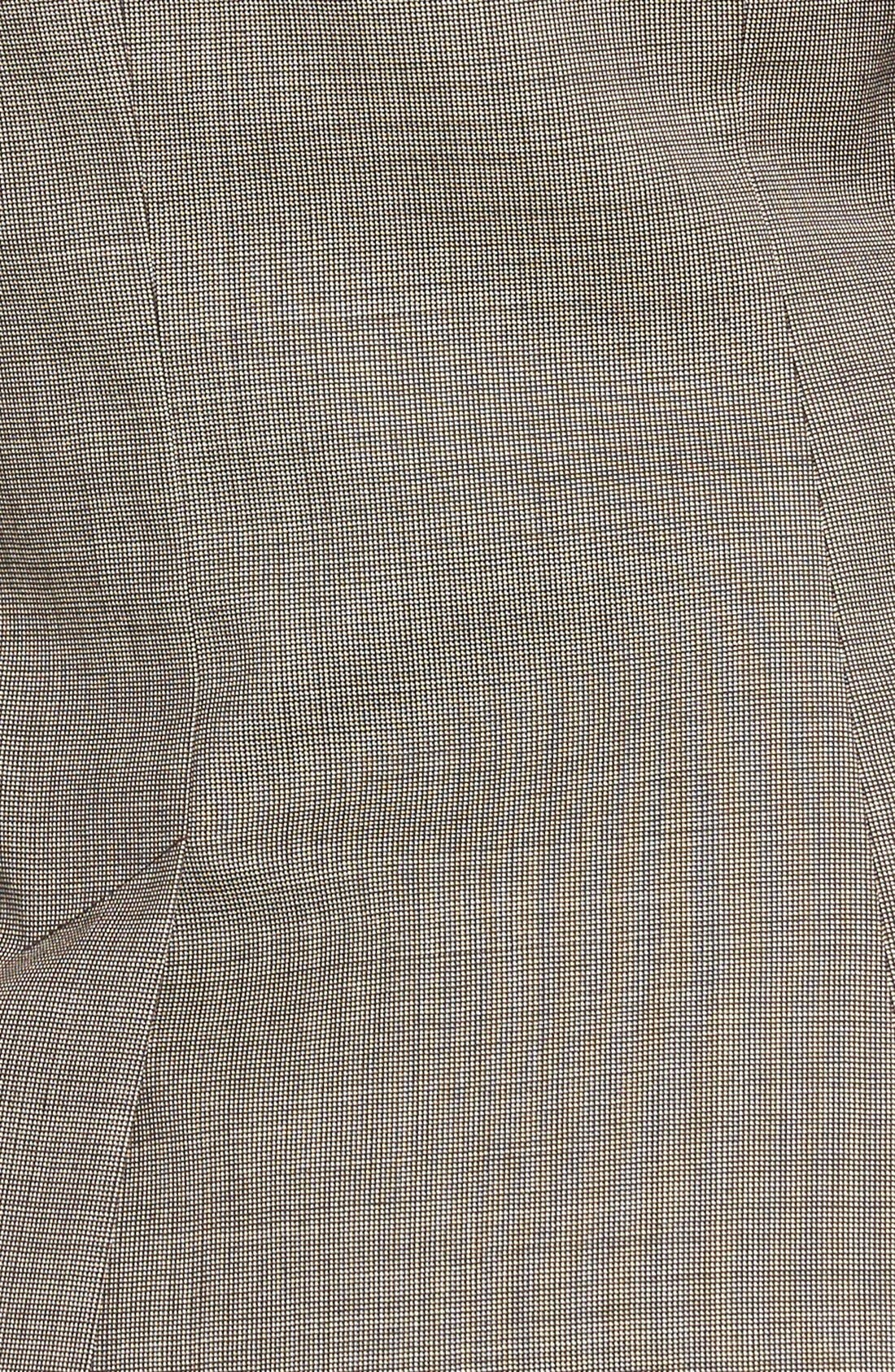 Alternate Image 3  - Classiques Entier® 'Highland' Wool Suiting Jacket (Regular & Petite)