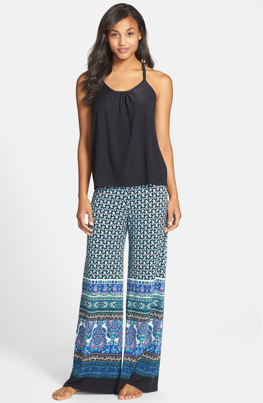Alternate Image 3  - In Bloom by Jonquil Lounge Pants