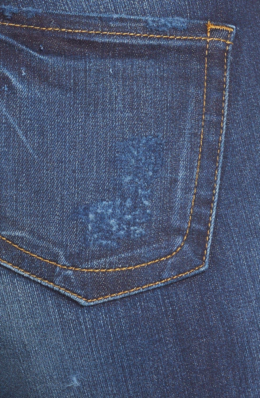 Alternate Image 4  - KUT from the Kloth 'Catherine' Boyfriend Jeans (Easily) (Regular & Petite)