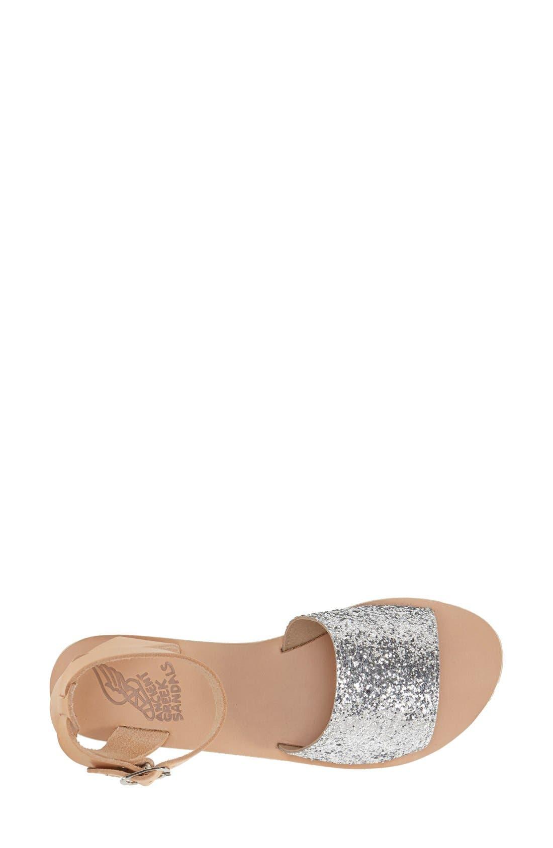 Alternate Image 3  - Ancient Greek Sandals 'Thalpori' Leather Ankle Strap Sandal (Women)