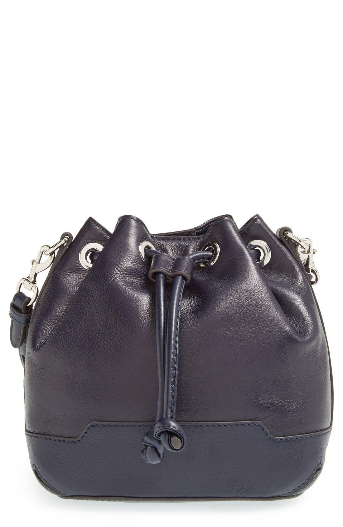 Main Image - Rebecca Minkoff 'Mini Fiona' Bucket Bag