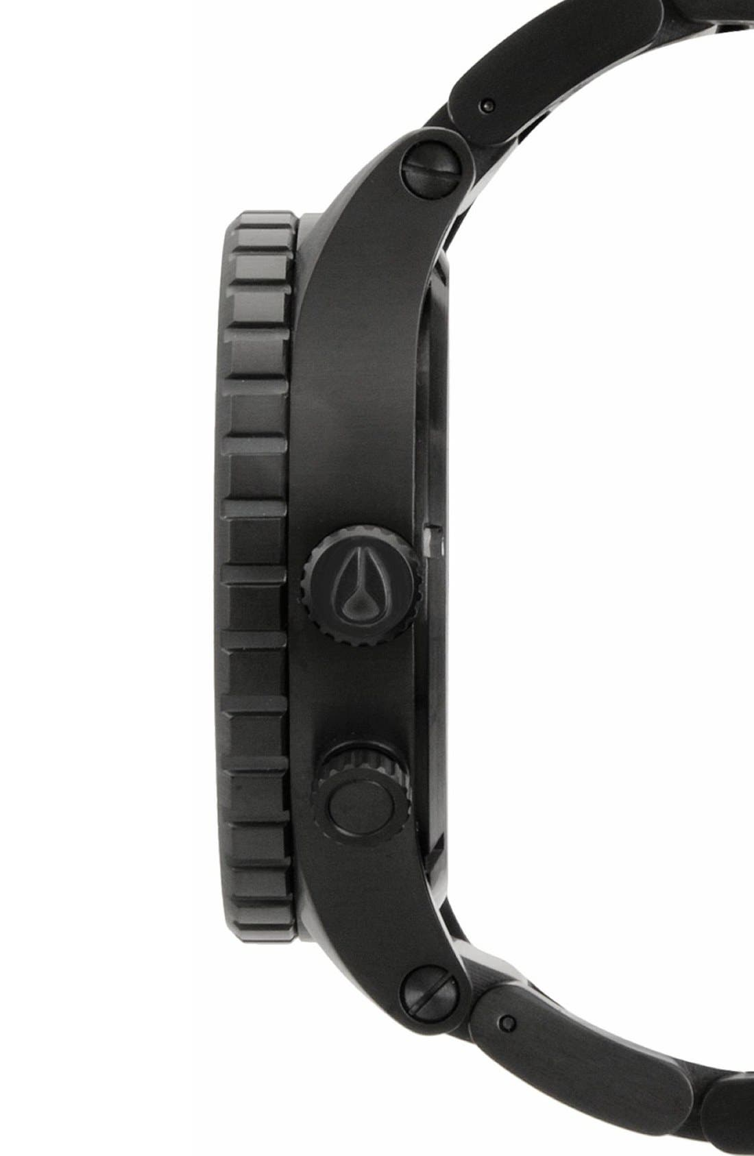 Alternate Image 3  - Nixon 'The 51-30' Bracelet Watch, 51mm