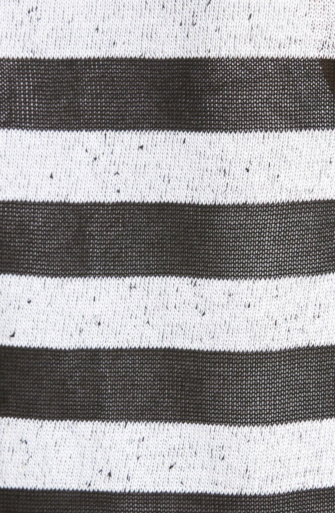 Alternate Image 3  - Stateside Stripe Cardigan