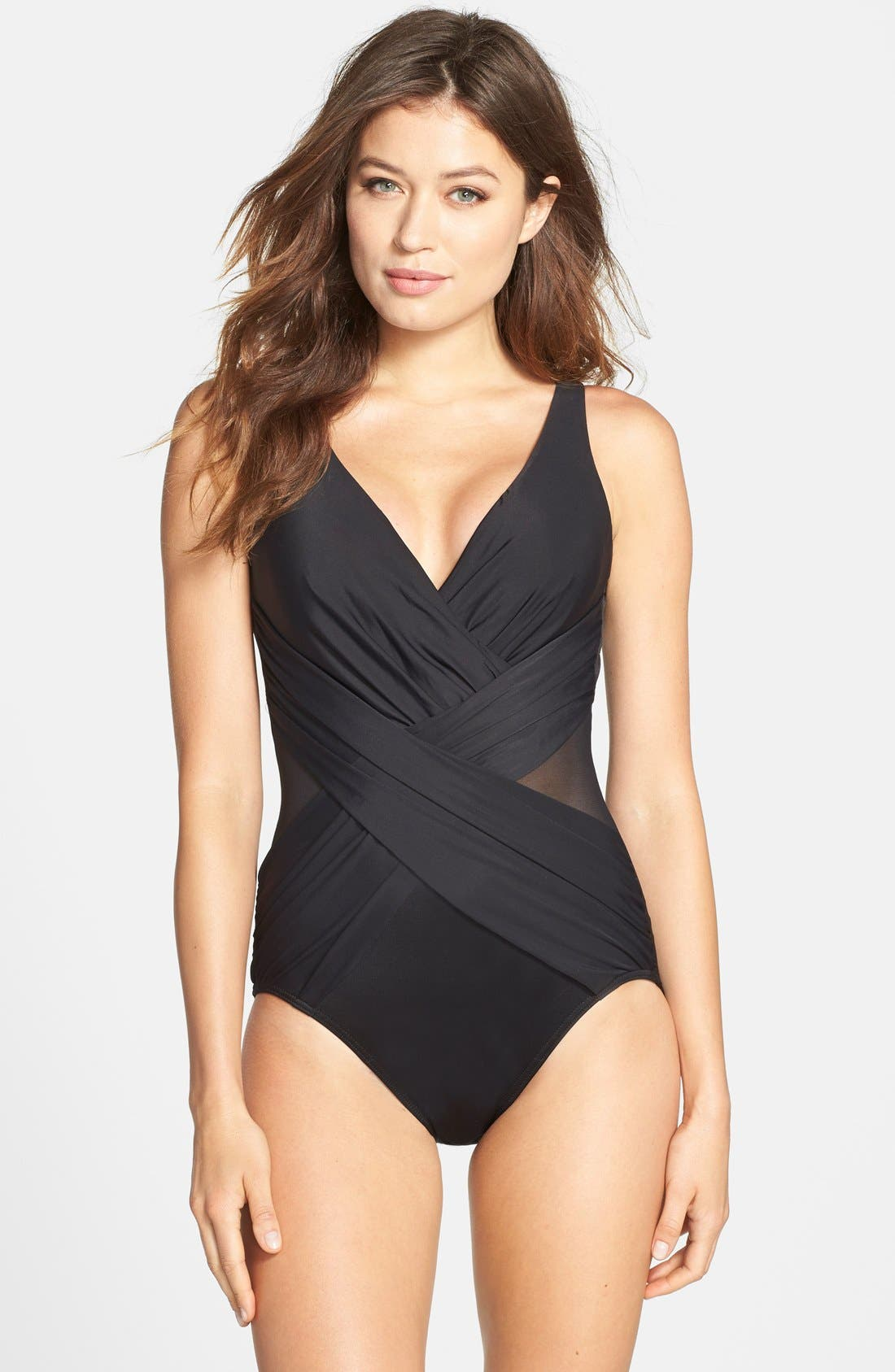 Miraclesuit® One-Piece Swimsuit (Online Only)