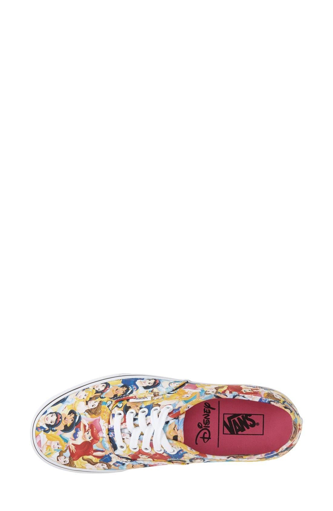 Alternate Image 3  - Vans 'Authentic - Disney®' Sneaker (Women)