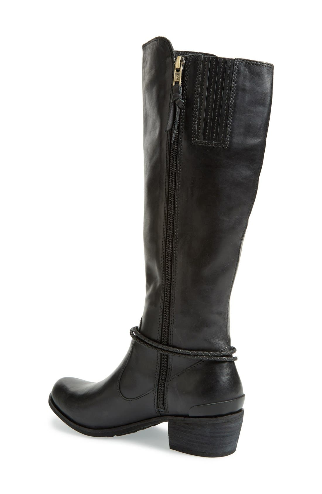Alternate Image 2  - UGG® Australia 'Cierra' Tall Boot (Women)