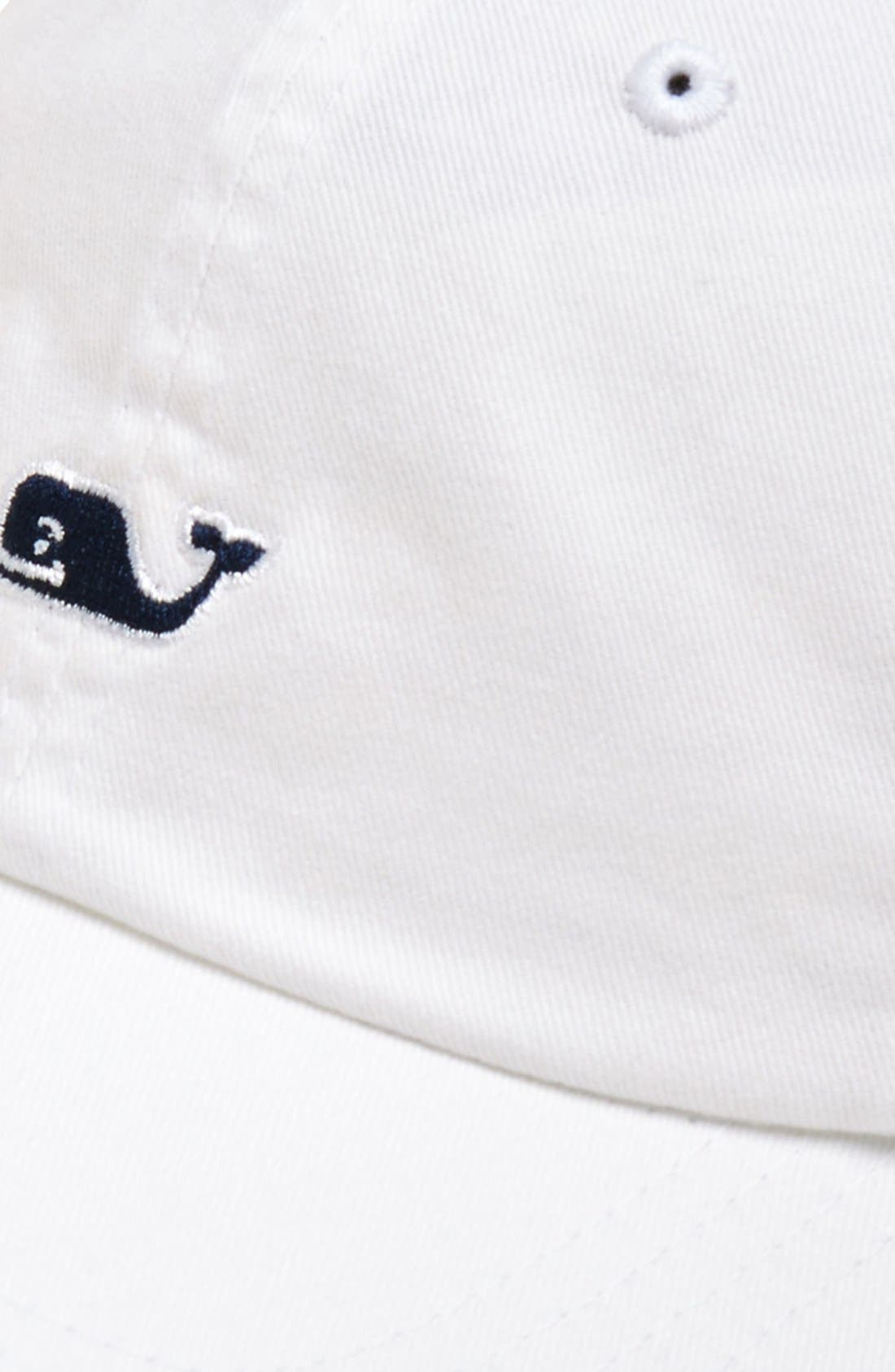 Alternate Image 2  - Vineyard Vines Whale Logo Cap