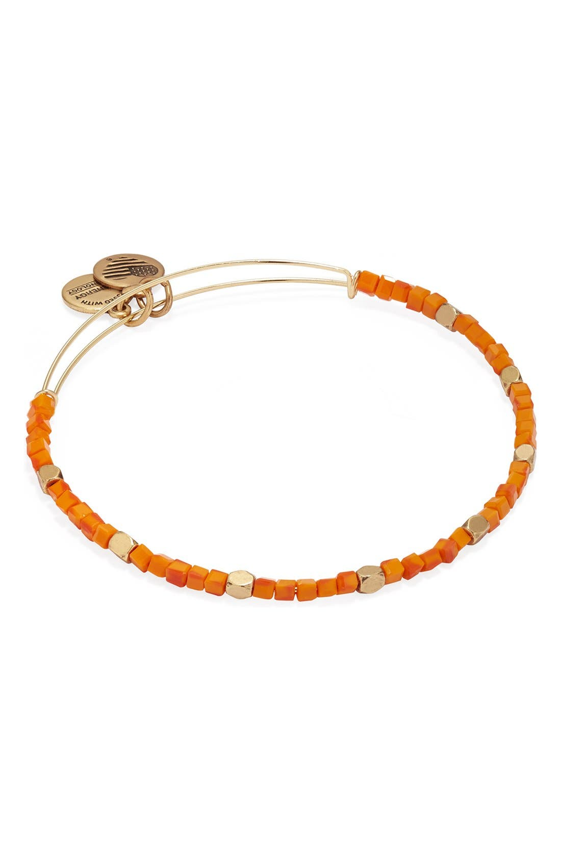 Main Image - Alex and Ani 'Odyssey' Expandable Beaded Bangle