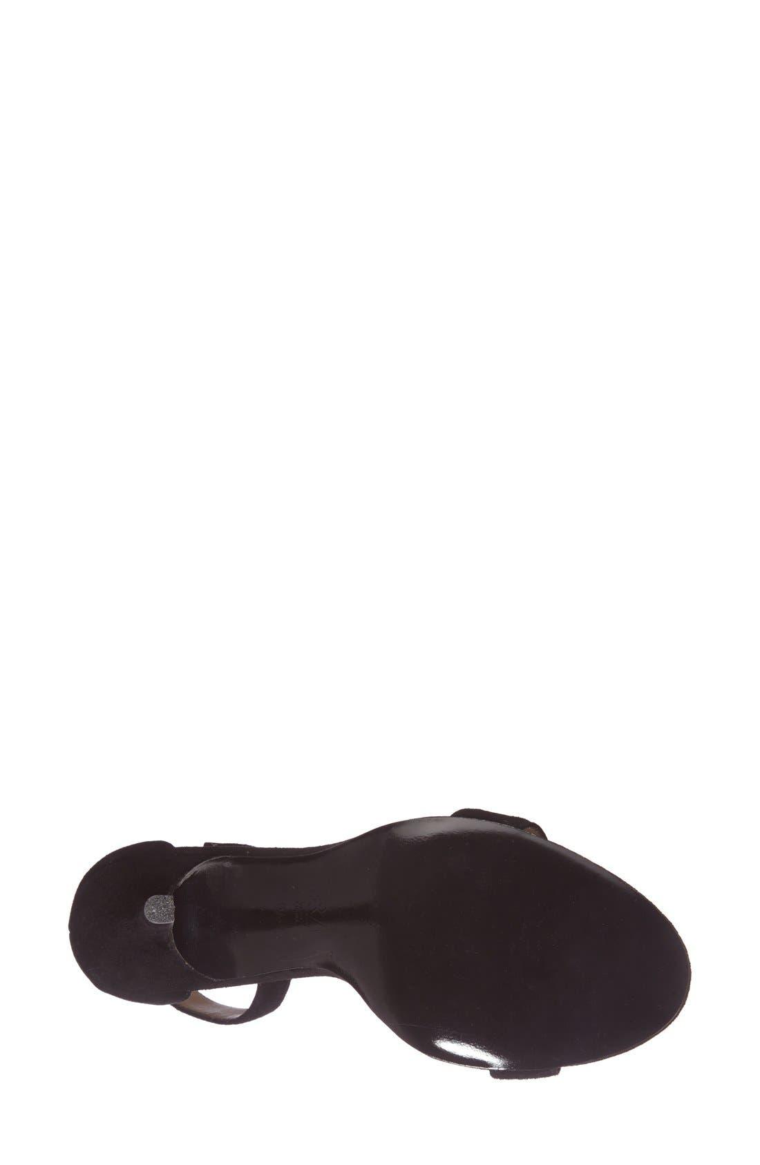 Alternate Image 4  - Pelle Moda 'Kacey' Ankle Strap Sandal