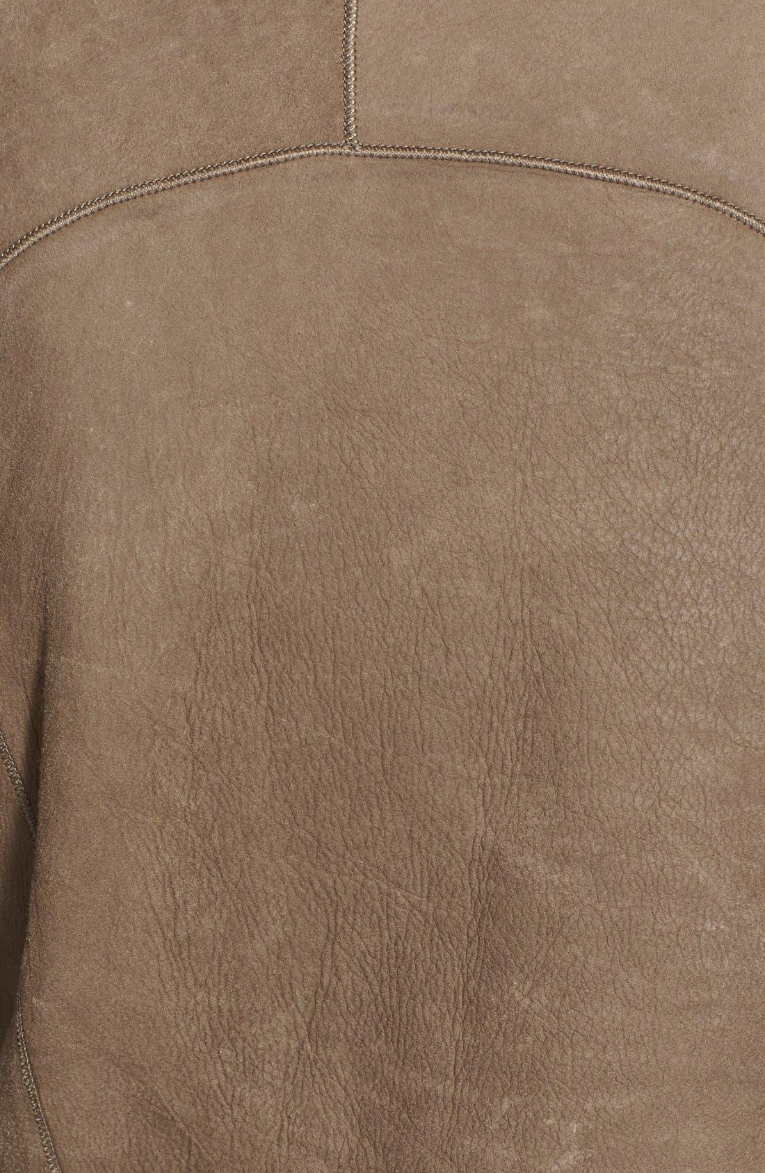 Alternate Image 3  - Vince 'Cascade' Genuine Shearling Jacket