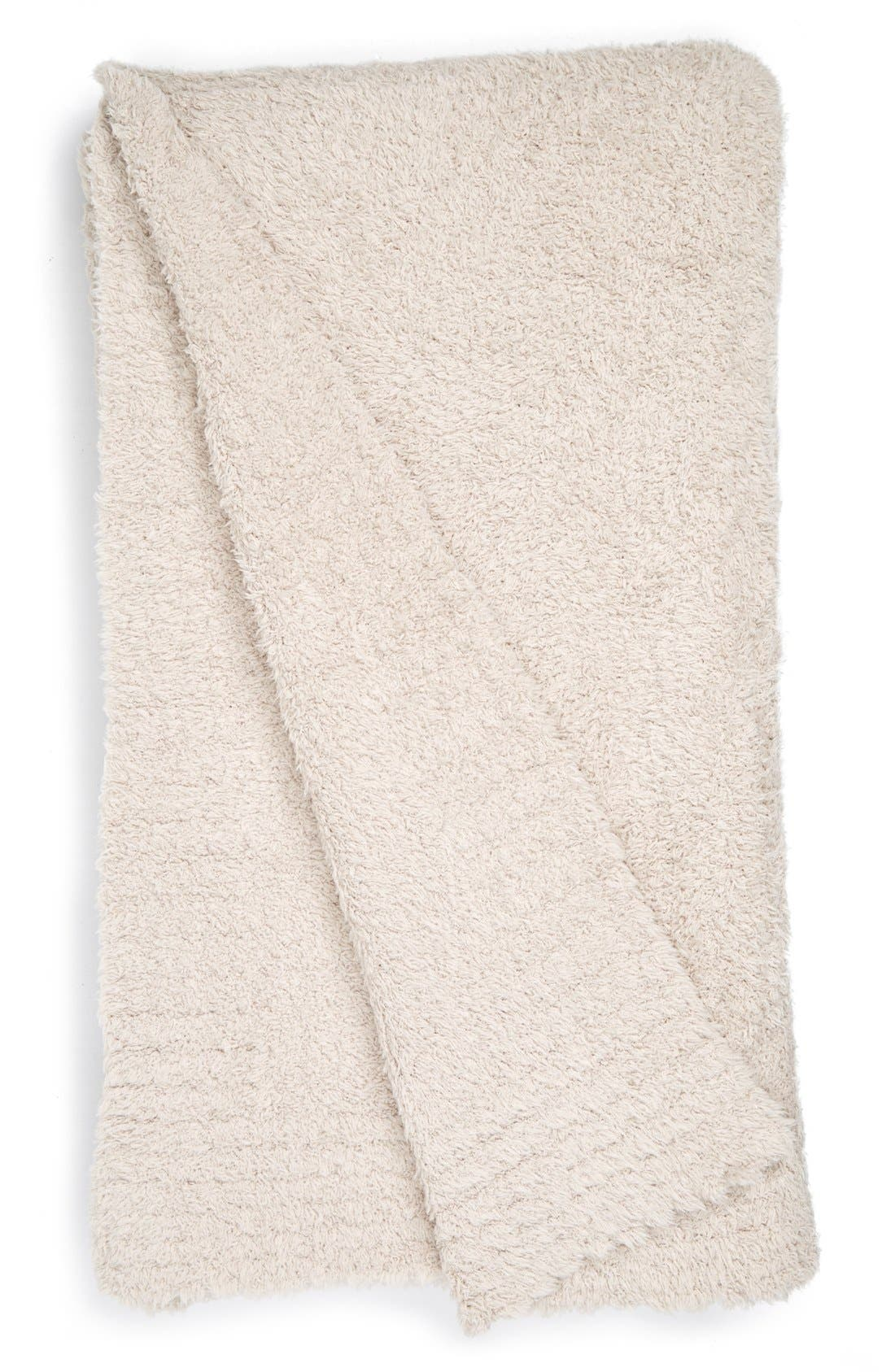 Alternate Image 1 Selected - Barefoot Dreams® Cozy Chic Throw