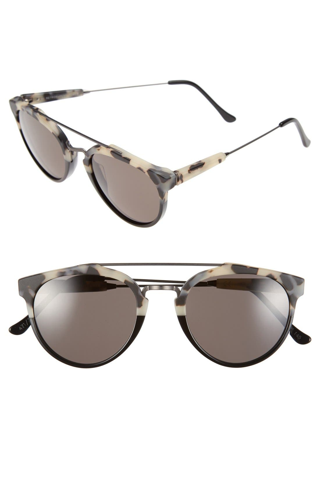 Alternate Image 1 Selected - SUPER by RETROSUPERFUTURE® 'Giaguaro' 50mm Sunglasses